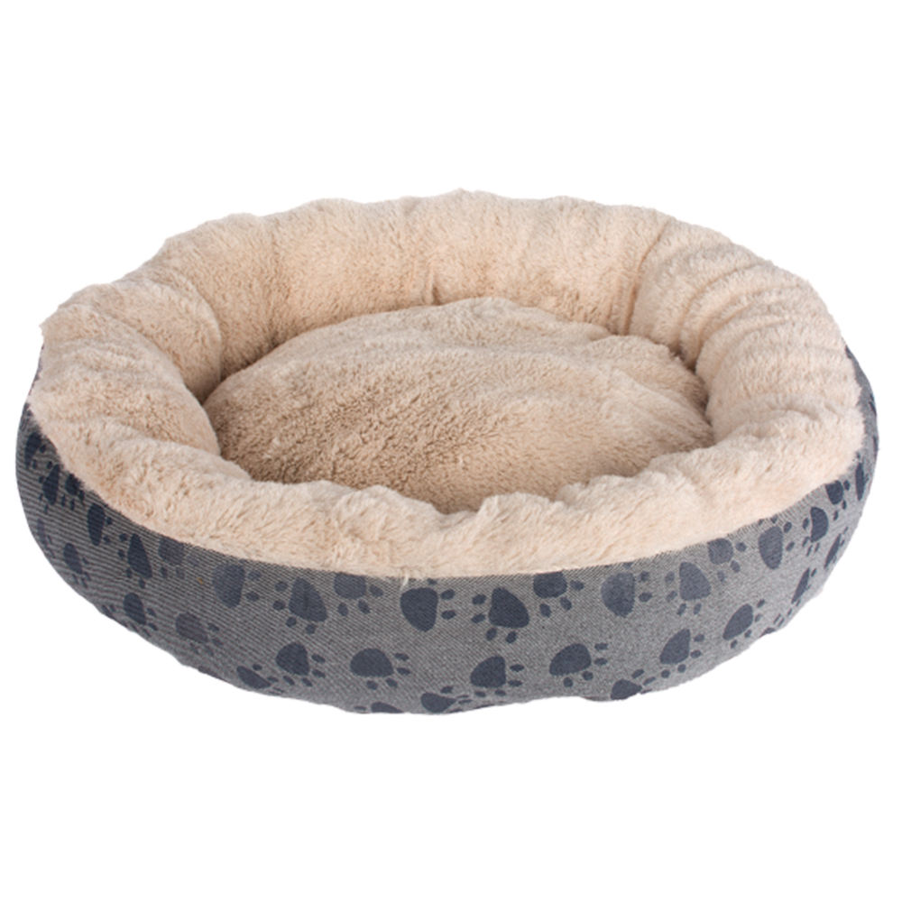 wholesale cozy plush warm pp cotton thick pet dog mat
