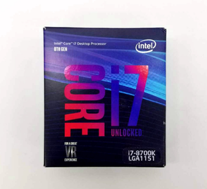 מקורי עבור Intel Core i7 6700k מעבד 3.4GHz 8MB Cache Quad Core Socket LGA 1151 Quad-core שולחן העבודה I7-6700k מעבד