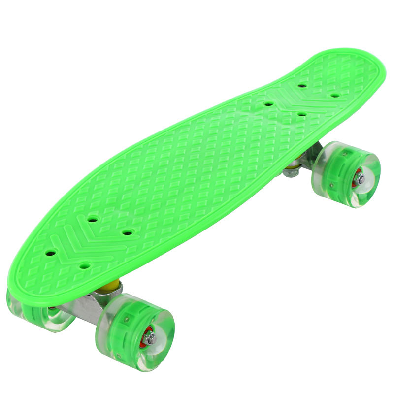 2019 Wholesale Cheap Plastic Cruiser Complete 22 Inch Skateboard