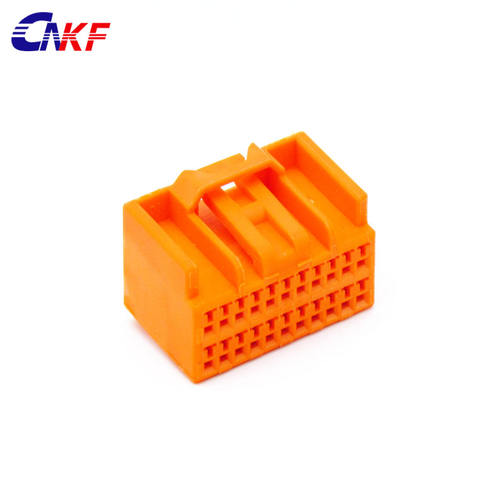 CNKF 10 Sets AMP Denso 4 Pin way male female adapter auto Waterproof Electrical Wire sensor Connector Plug
