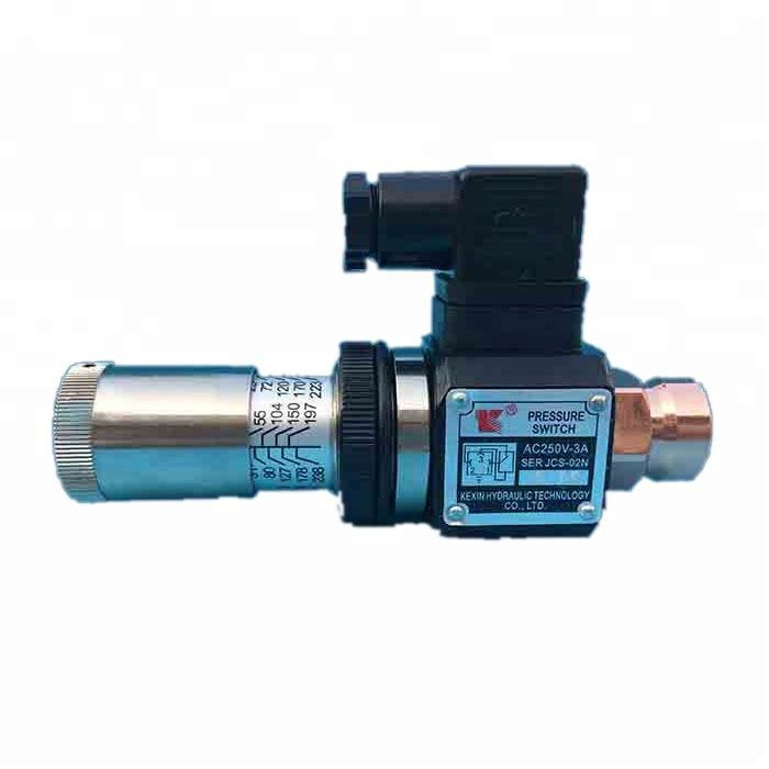 yuken hydraulic pressure switch adjustable hydraulic pressure switch Copper-connection