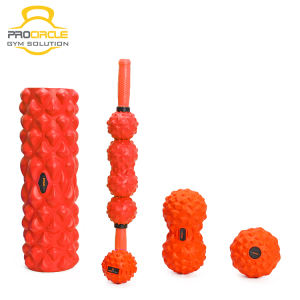 Procircle Fitness EVA Muscle Massage Ball Stick