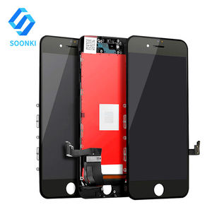 Mini Order Mobile Repair Parts, LCD Digitizer Assembly for IPhone 7, Replacement Screen for Iphone 7 White Black