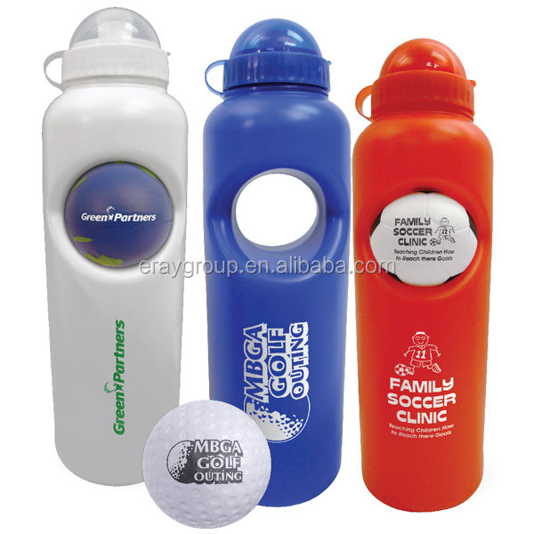 850ml cheap stree ball plastic sports water bottle factory