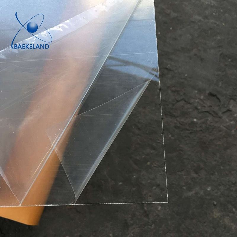 1mm-100mm thick transparent pmma sheet clear acrylic sheet for laser cutting