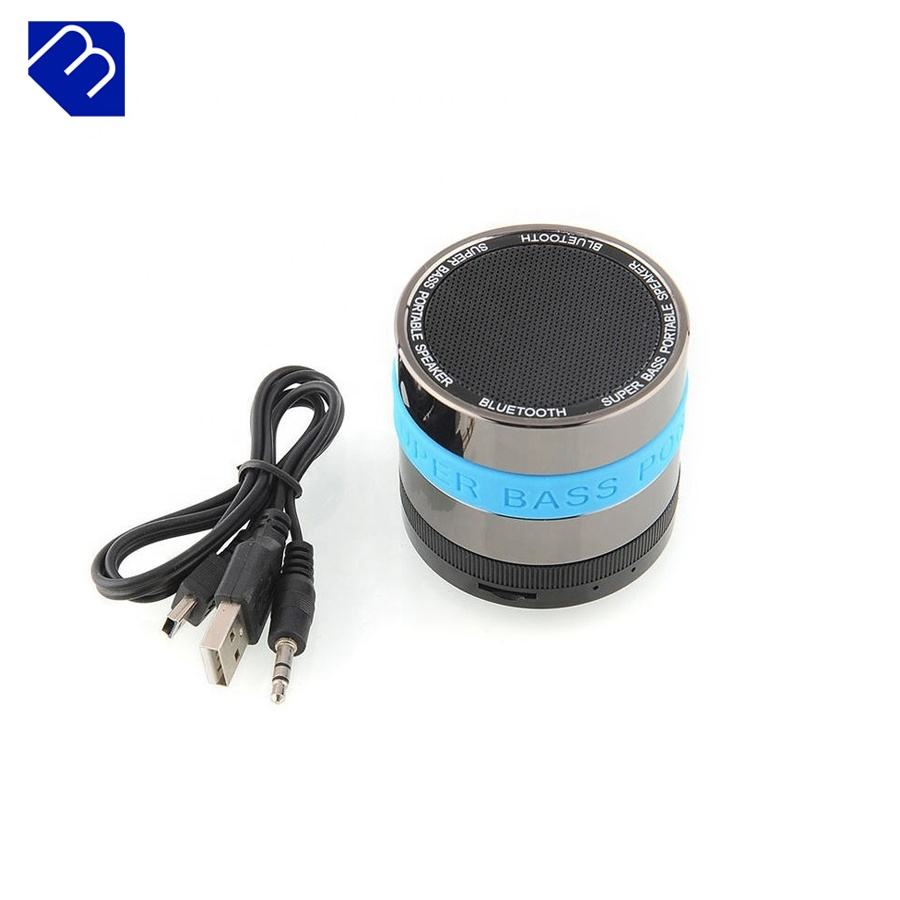 2013 Hot Jual A10 Manual 40mm Driver Terbaru Baru Portabel Mini Wireless Bluetooth Speaker Untuk S11