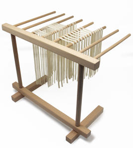 Shule Hot Sale Household Wooden Pasta Tool Drying Rack Dryer