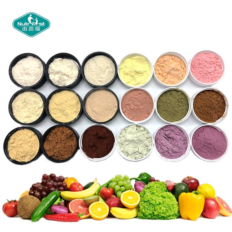 Organic Fruit Powder Supplier Freeze Dried Banana Powder