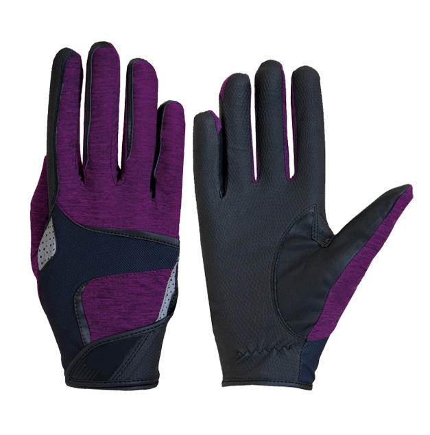 Custom equestrian horse riding gloves / high functionality gloves for horse riding