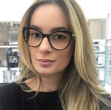 SHINELOT Latest Cat Eye Glasses Frames For Girls Transparent Model Spectacle Frame Eyewear Custom Logo