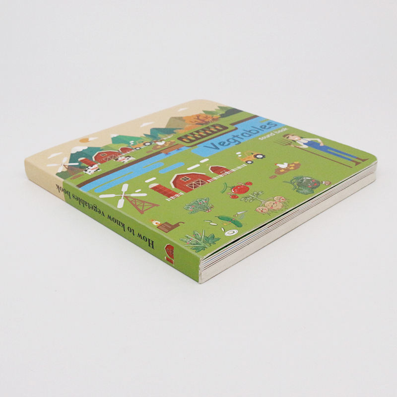 Korea voice engineering audio infant module books with sound