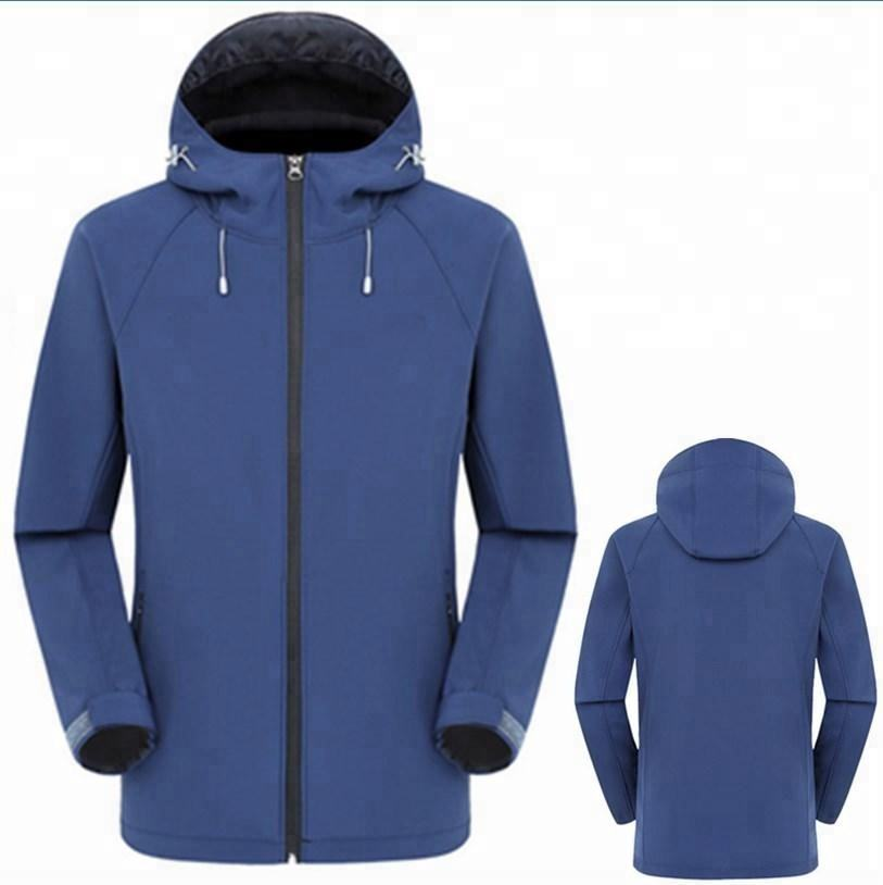 Waterdichte 3-Layer Softshell 100% Polyester Sport Jas
