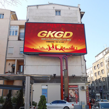 China Factory price advertising display screen p10 led display outdoor full color led screen module