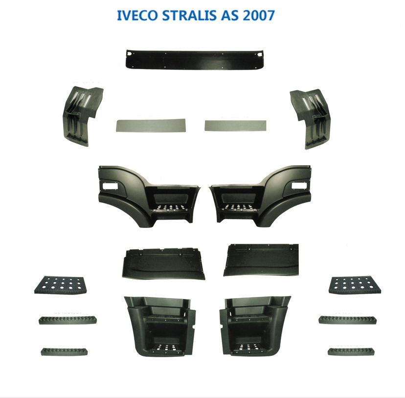 504103308 504103305 camión Paso pie para <span class=keywords><strong>IVECO</strong></span> <span class=keywords><strong>STRALIS</strong></span> AS 2007
