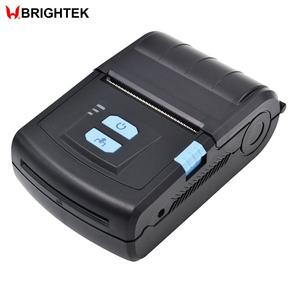 Mobile Printer Thermal WH-M07 dengan Usb Bluetooth Serial RS-232C IRDA Antarmuka