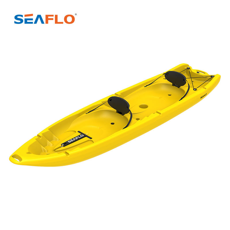 NEW Design Double HDPE Tandem Kayak for 2 person sea kayak China