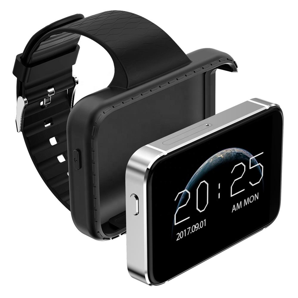 2019 New Design 맘 A Mobile Phone Smart Watch 2.2 inch 큰 스크린 Sell 폰 Watch support Video 대 한 Play 안드로이드 및 iOS