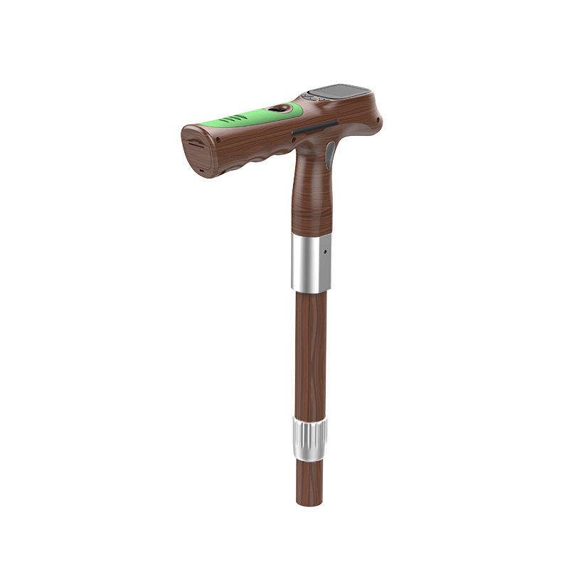 OEM/ODM factory price elder products gps smart walking stick with SOS function