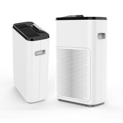Indoor Air Filtration PM1.0 PM2.5 Dust Handler HEPA Filter Air Purifier