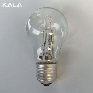 A55 A60 C35 G45 traditional halogen lamp bulb 18w 28w 42w 70w 100w 150w 200w 110V 220V halogen lamp bulbs