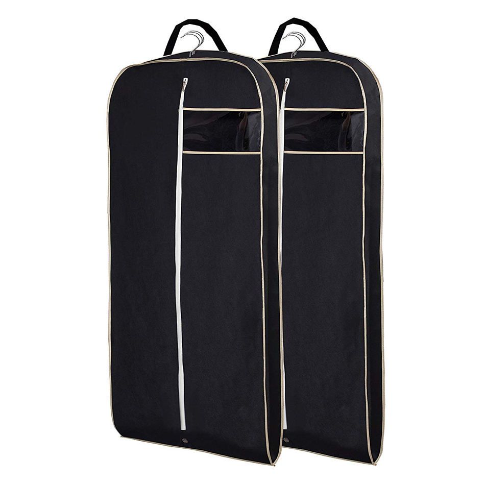 Wholesale Fabric Garment Bag For Wedding Dress, Luxury Suit Cover, Garment Cover