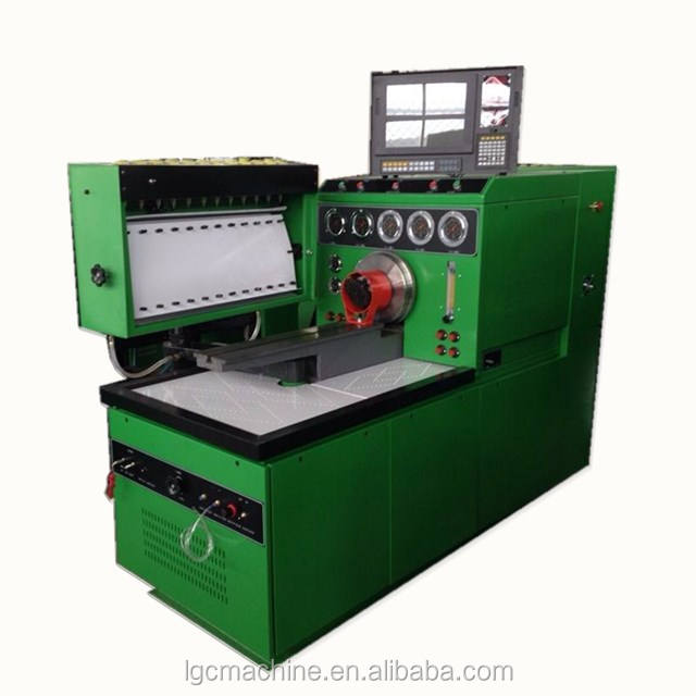 LGC4000 auto electrical diesel fuel injection pump test bench