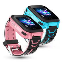 New Arrival Smart Watch Kids Gps 1.4Inch Colorful Touch Screen Wifi Waterproof  Smart Phone Children Tracking Kids Smart Watch