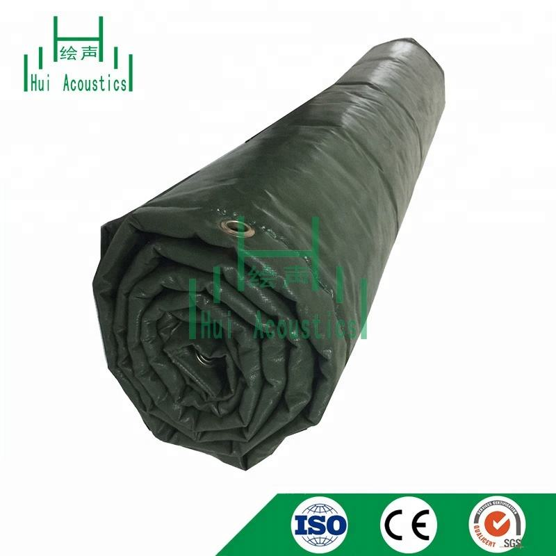 Noise Barrier Manufacturers Temporary Sound Barrier Construction Temporary Fencing Outdoor Drilling Noise Barrier