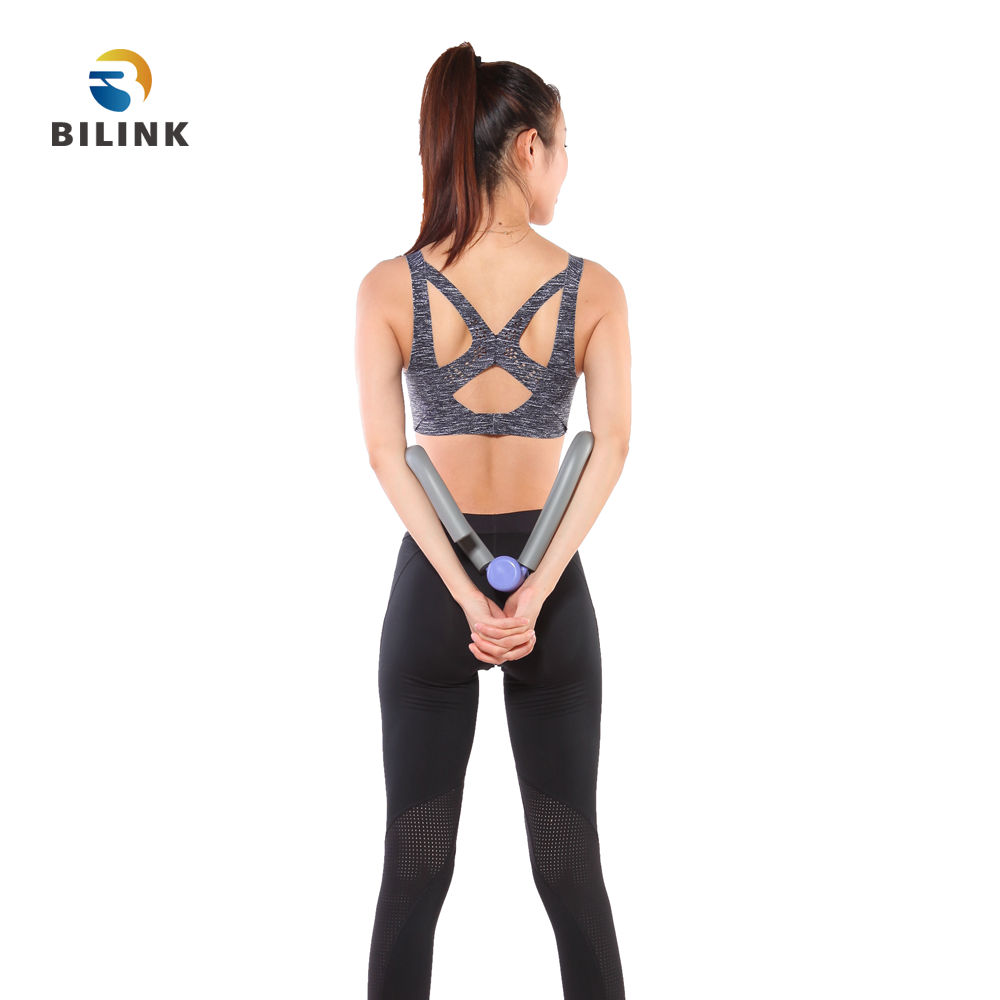 Bilink Home GYM Yoga Sport Slimming Training Body building Fitness Equipment thigh exerciser,Thigh leg Master
