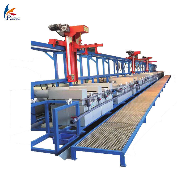 nickel chrome plating plant