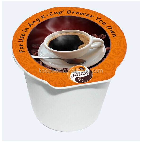 iFill Cups capsules and k cup compatible with keurig coffee maker/ coffee capsule