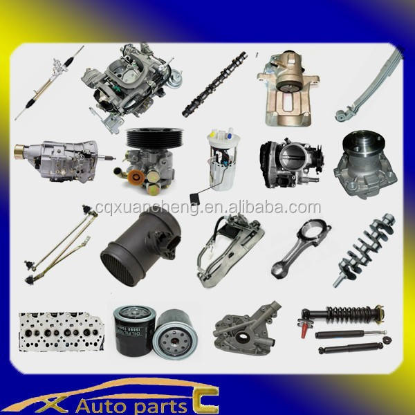 All kind of cars Chinese auto spare parts