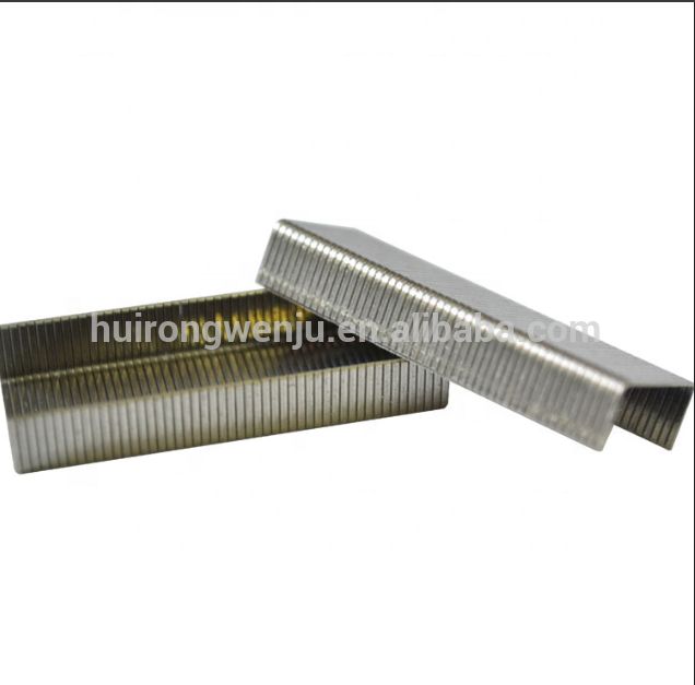 26/6 high quality flat wire staple for all standard staplers