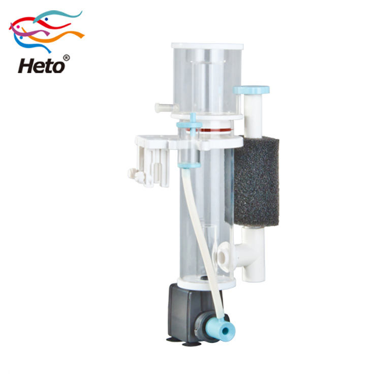 HETO New Style High Quality Low Noise Protein Skimmer For Aquarium