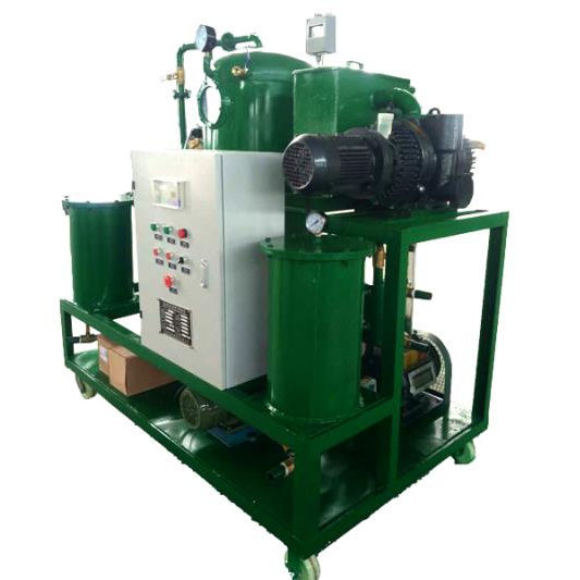 Cost-effective parts of oil purifier machine