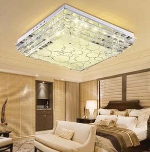 Hard Glass ceiling light chandelier from China factory