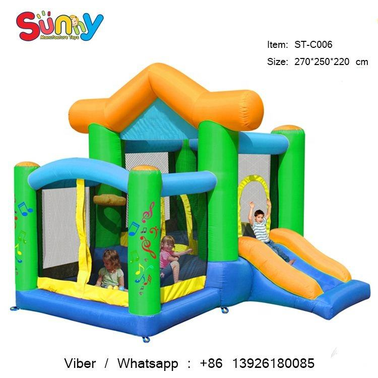 children party play inflatable sides big bounce houses for sale