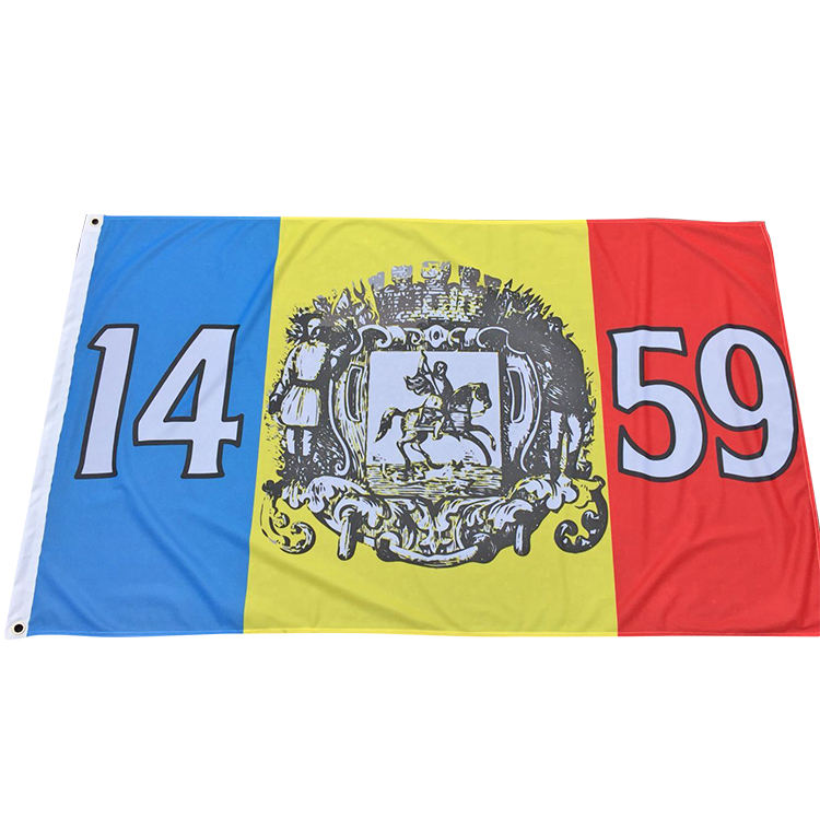 CY Display Custom 3x5ft Flags Promotion Polyester Flags