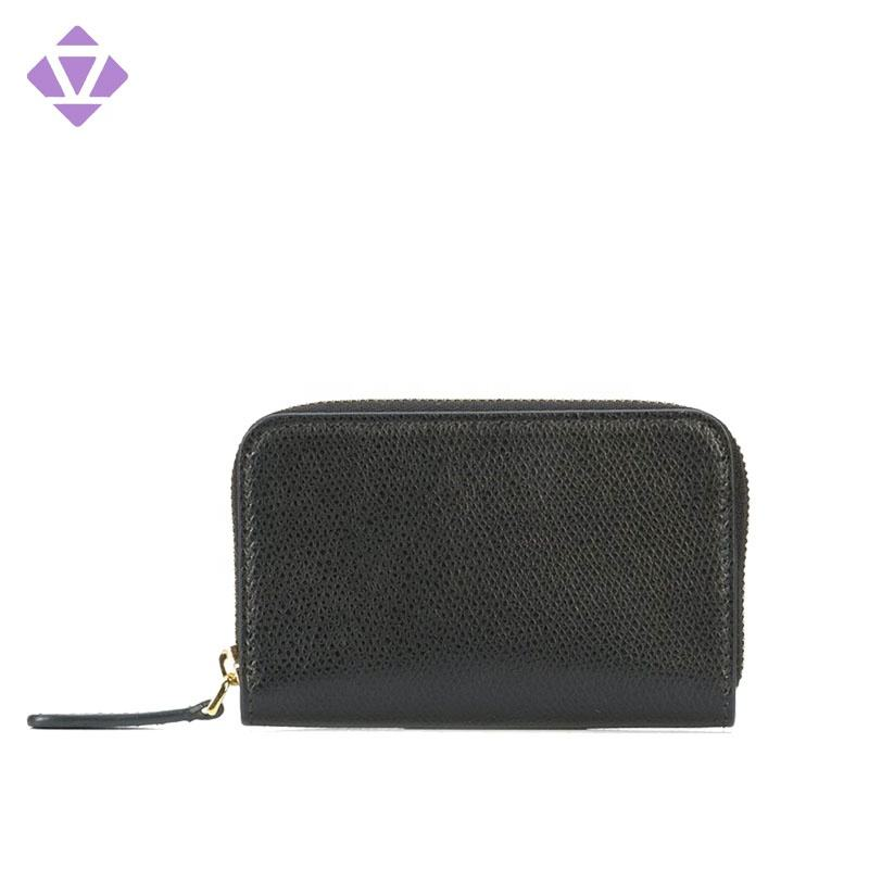 2019 latest female gender and lady style simple coin purse zipper wallet accessories min purse