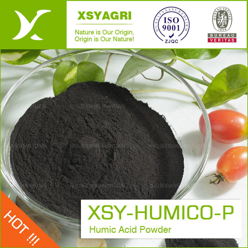Humin rich Reducing Sodium Build Up In Soils 100% Potassium Humate Micronutrient Fertilizer