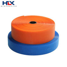 Factory Oem polyester hook and loop tape black white Magnet belt Velcroes
