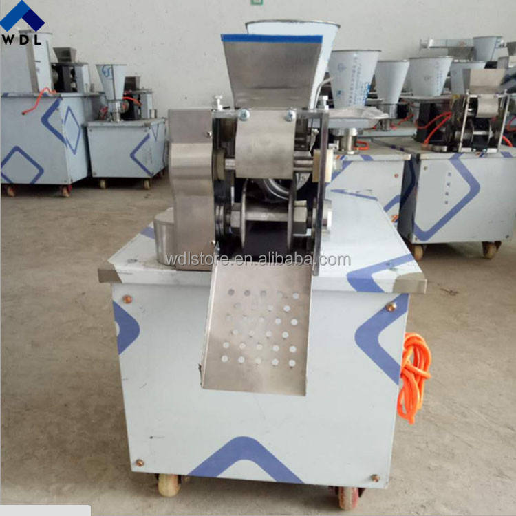Best quality spring roll pastry making machine/small samosa dumpling pastry maker/ fried gyoza maker machine