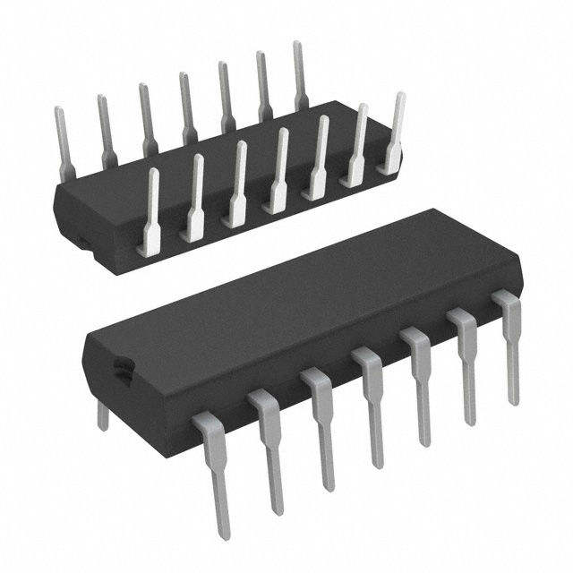 Hot offer LM2907/LM2917 Frequency to Voltage 14-DIP Converter ic LM2917N