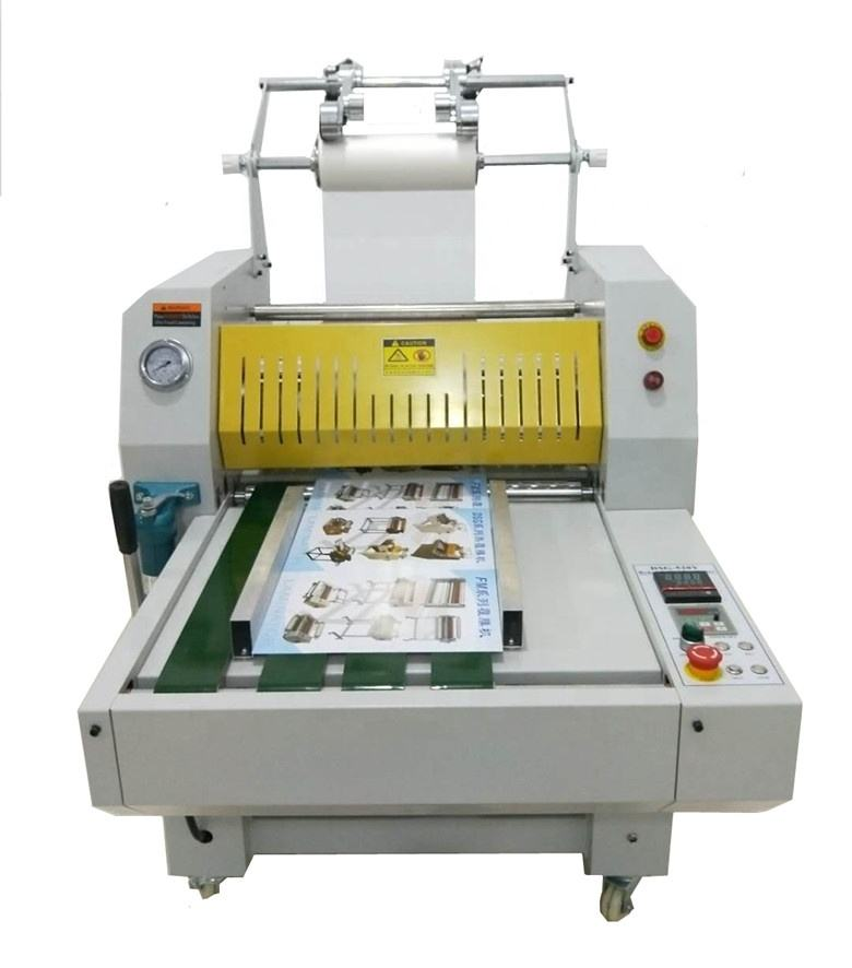 HTD-720 720mm Hydraulic Digital Printing Laminating Machine