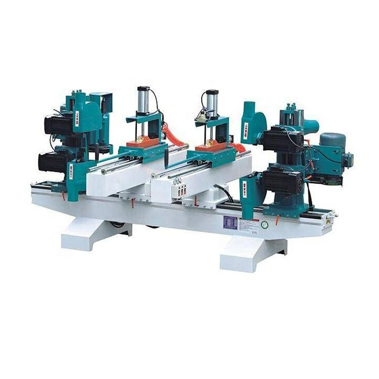 MJ243 woodworking double end saw shaper