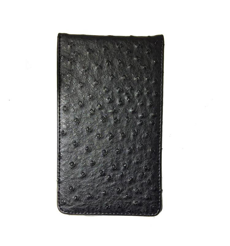 Leather Golf Scorecard Holder for Golf Club