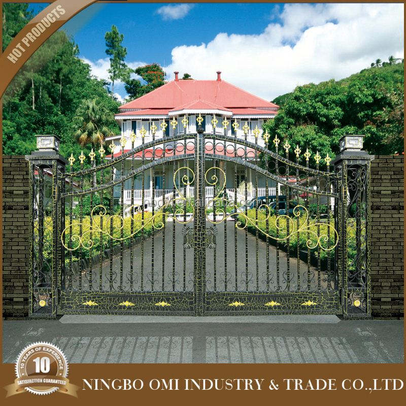 superior iron gatedesign paint colors depend on customized