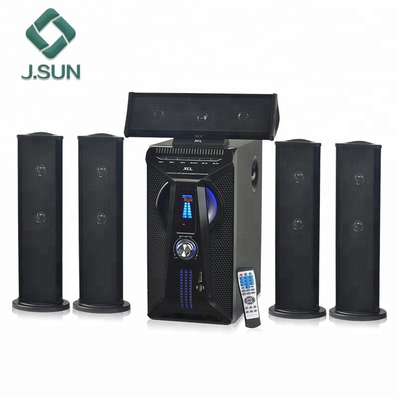 6.5 inch Speaker super bass 5.1 subwoofer speakers home theater system
