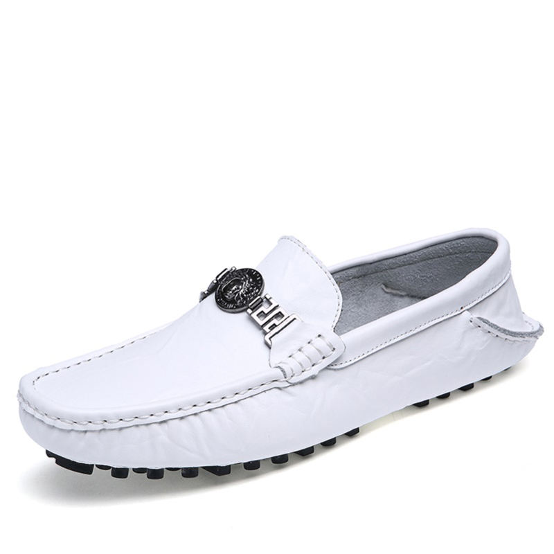 Hot Sale Men Loafers Flat Casual Dress Shoes