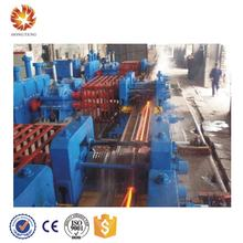 China supply 1-3ton small rebar production line diameter 6-32mm steel bar making machine
